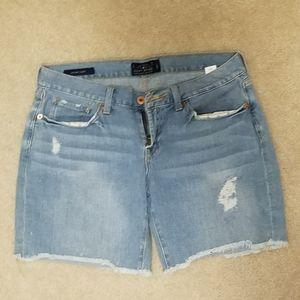 Lucky Brand Laguna Cutoff Shorts 4/27